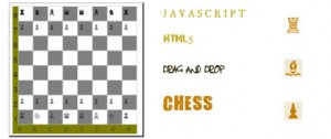 Html5 DragnDrop Chessboard