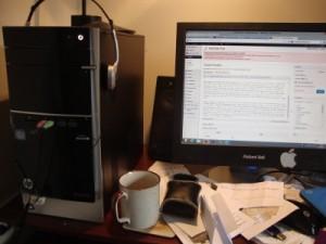 My new desktop computer