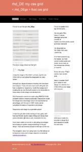 rhd_DEgs_2colLayout Fluid CSS Grid on GitHub rhdDEgs repo