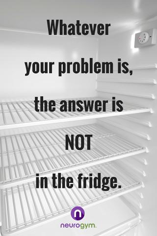 Fridge answer NOT!