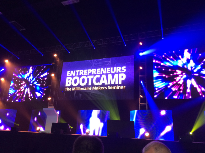Entrepreneurs BootCamp Brighton stage 17-19 July15