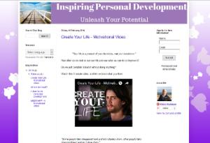 Inspiring Personal Development screenshot